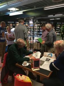 Bibliotheek Velsen, 21 mei 2016.